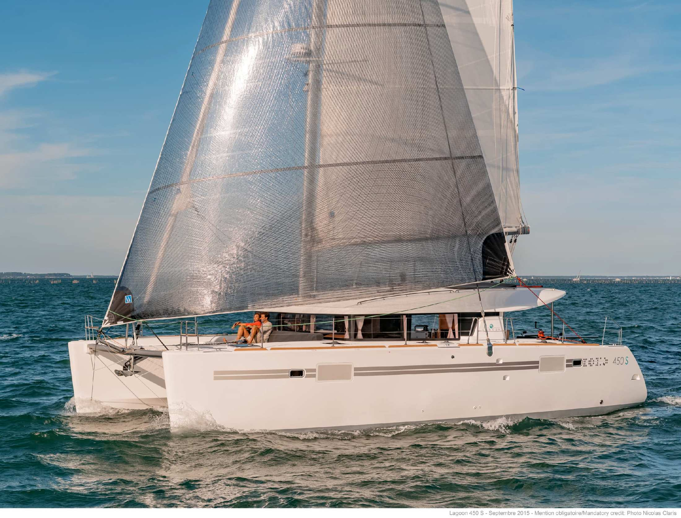 Private owner, Lagoon 450