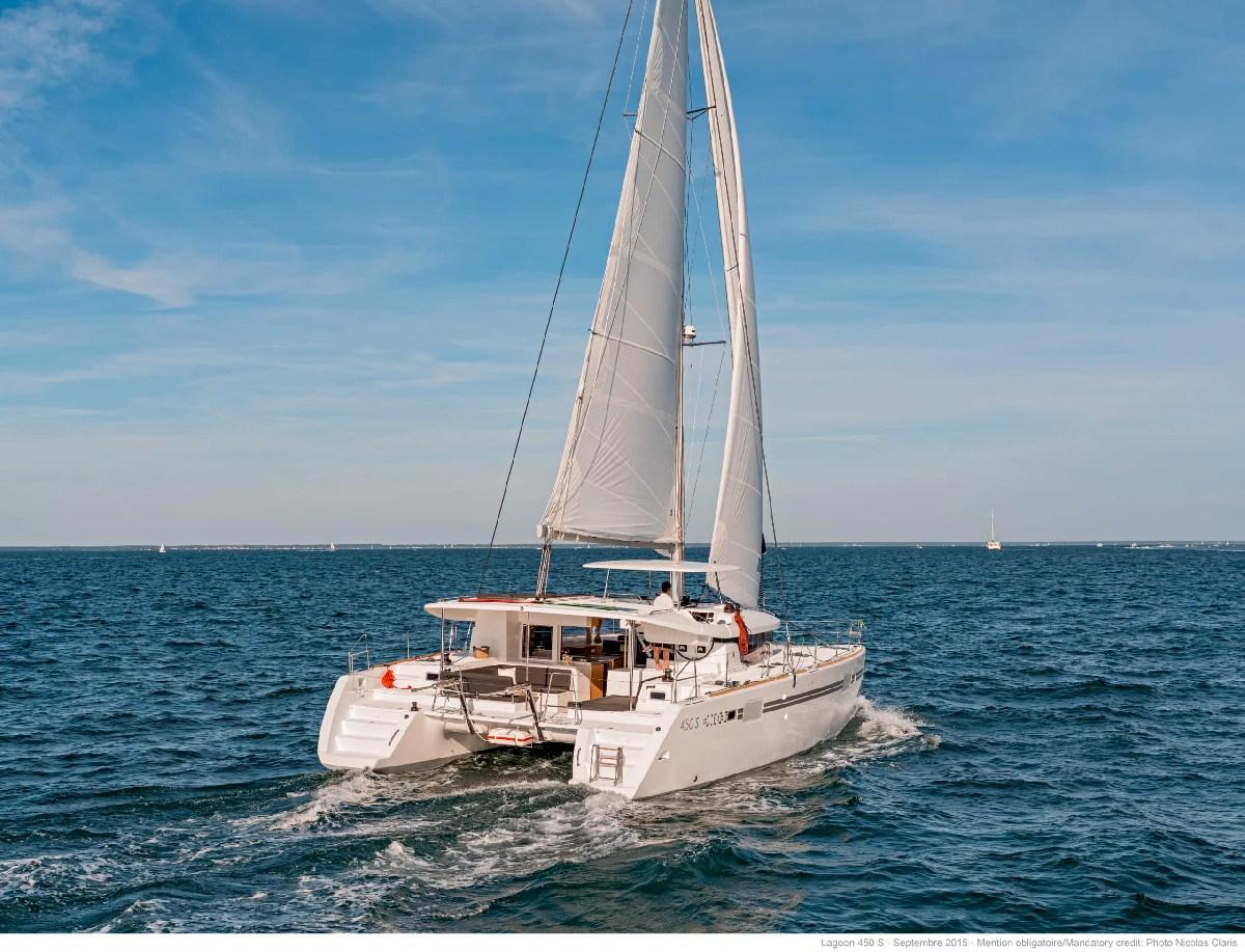 Owner, Lagoon 450