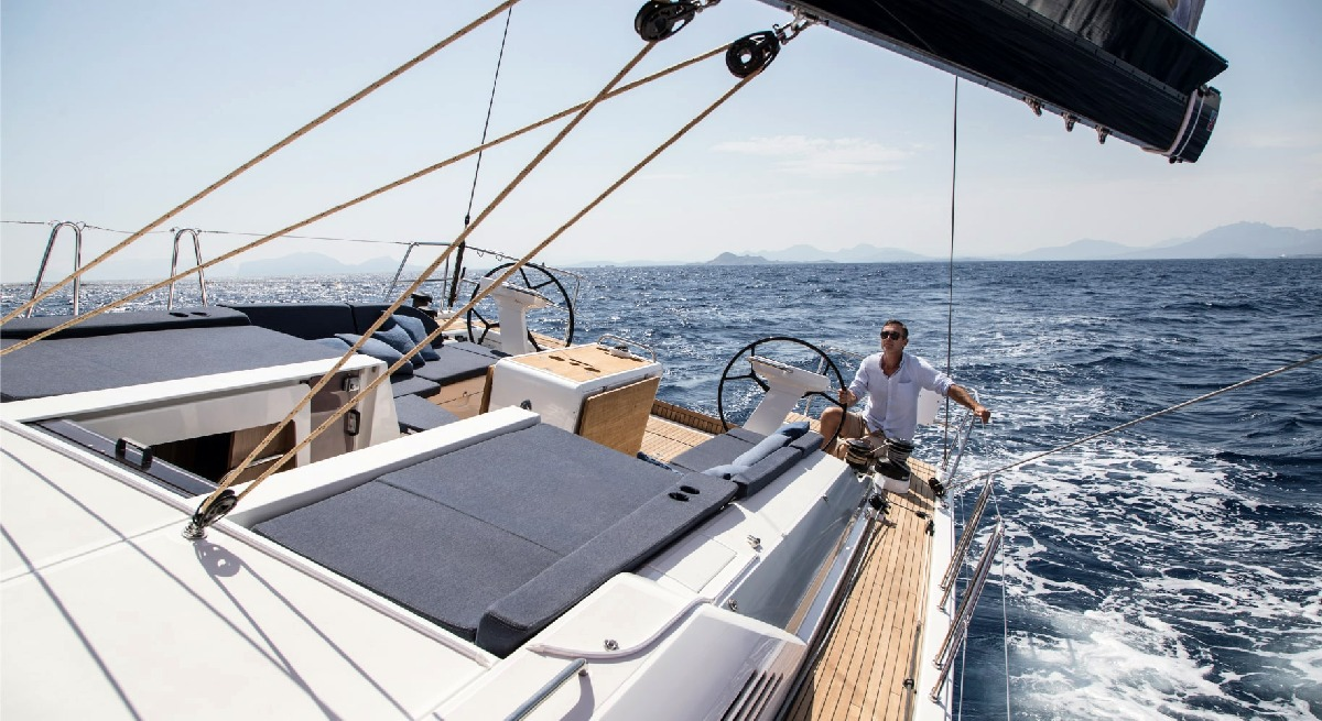 Privater Eigner Oceanis 51.1