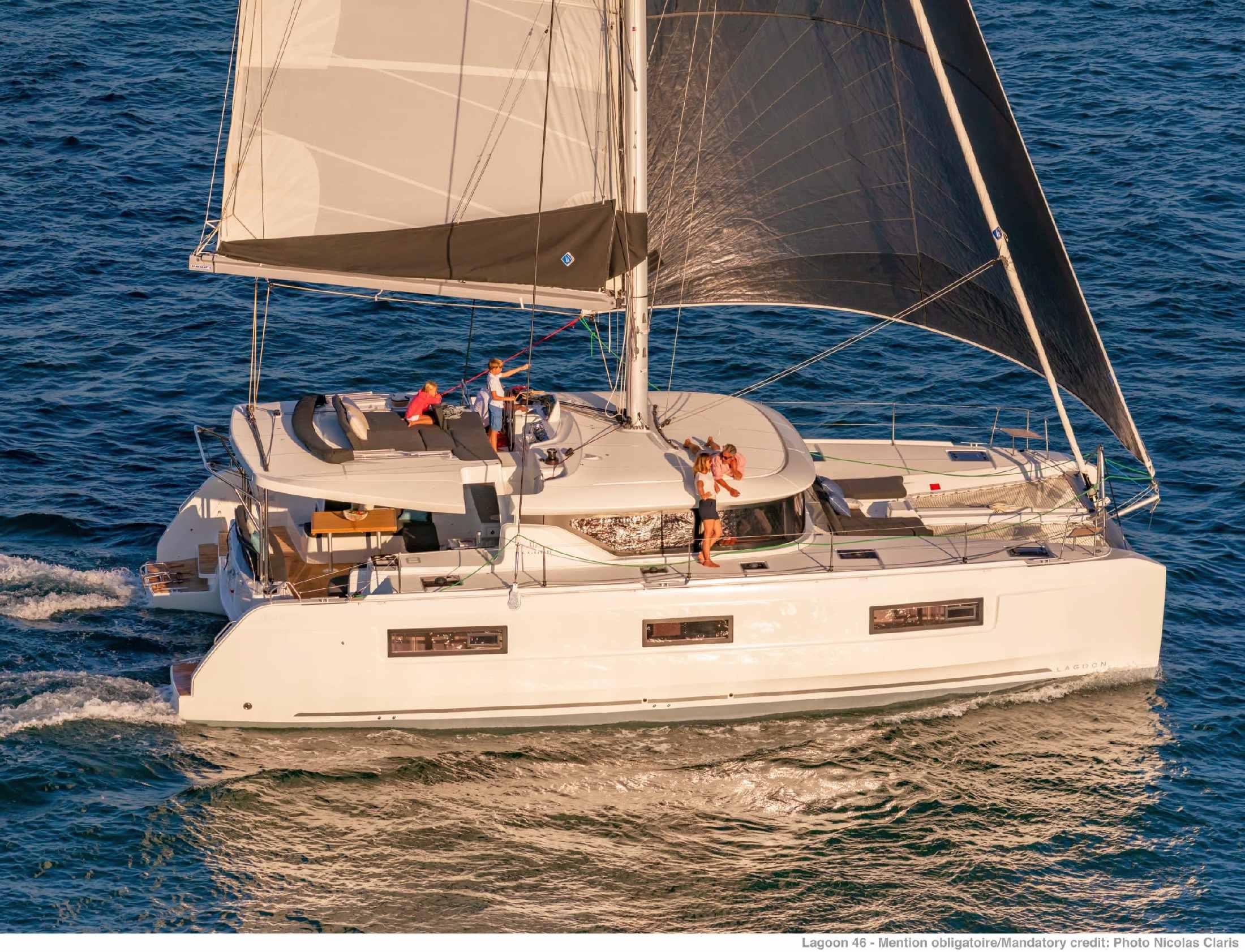 Yacht Charter investor, Lagoon 39, Lagoon 42, Lagoon 46
