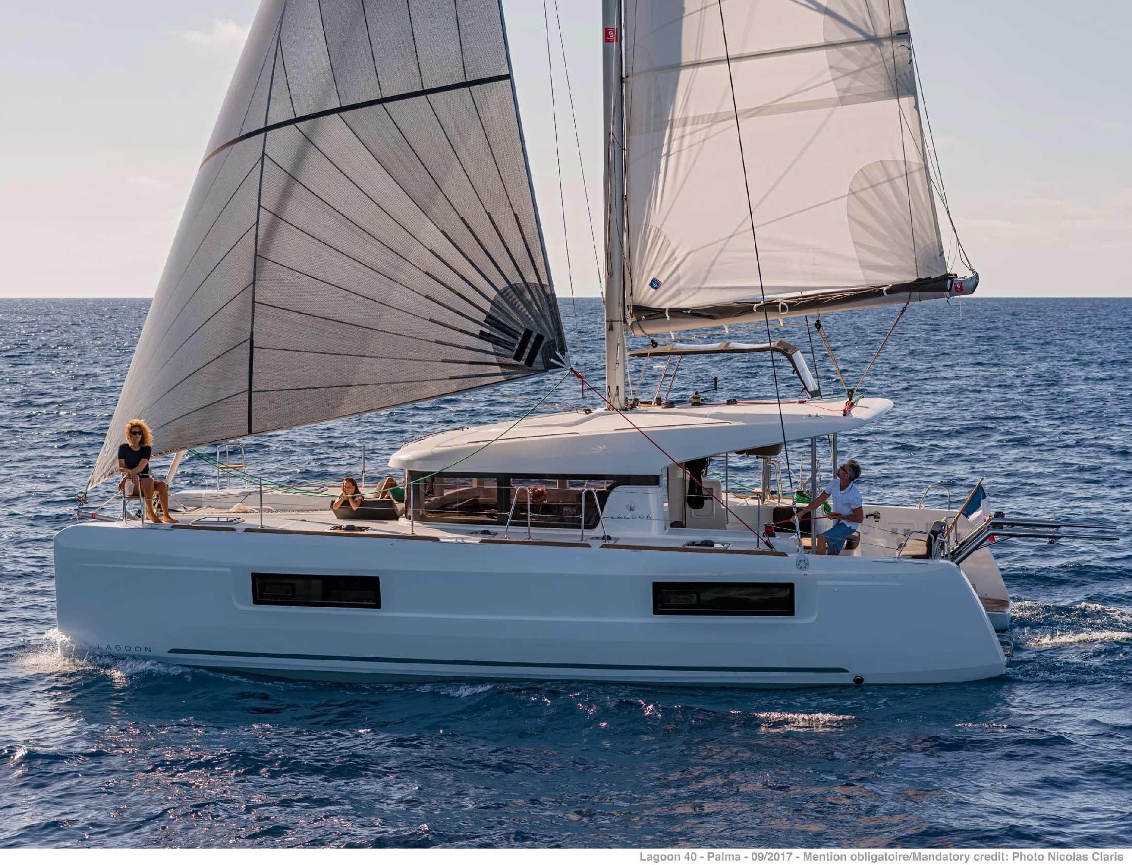 Owner, Lagoon 380