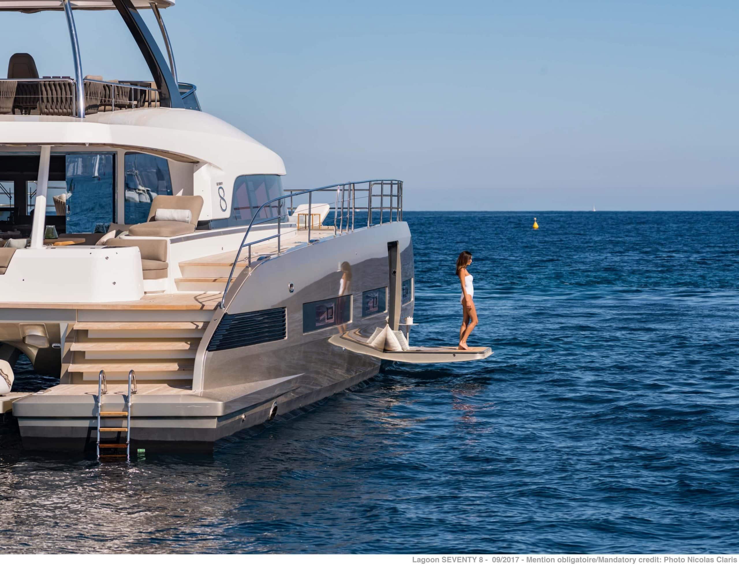 Yacht investor, Lagoon 620 and Lagoon SEVENTY 7
