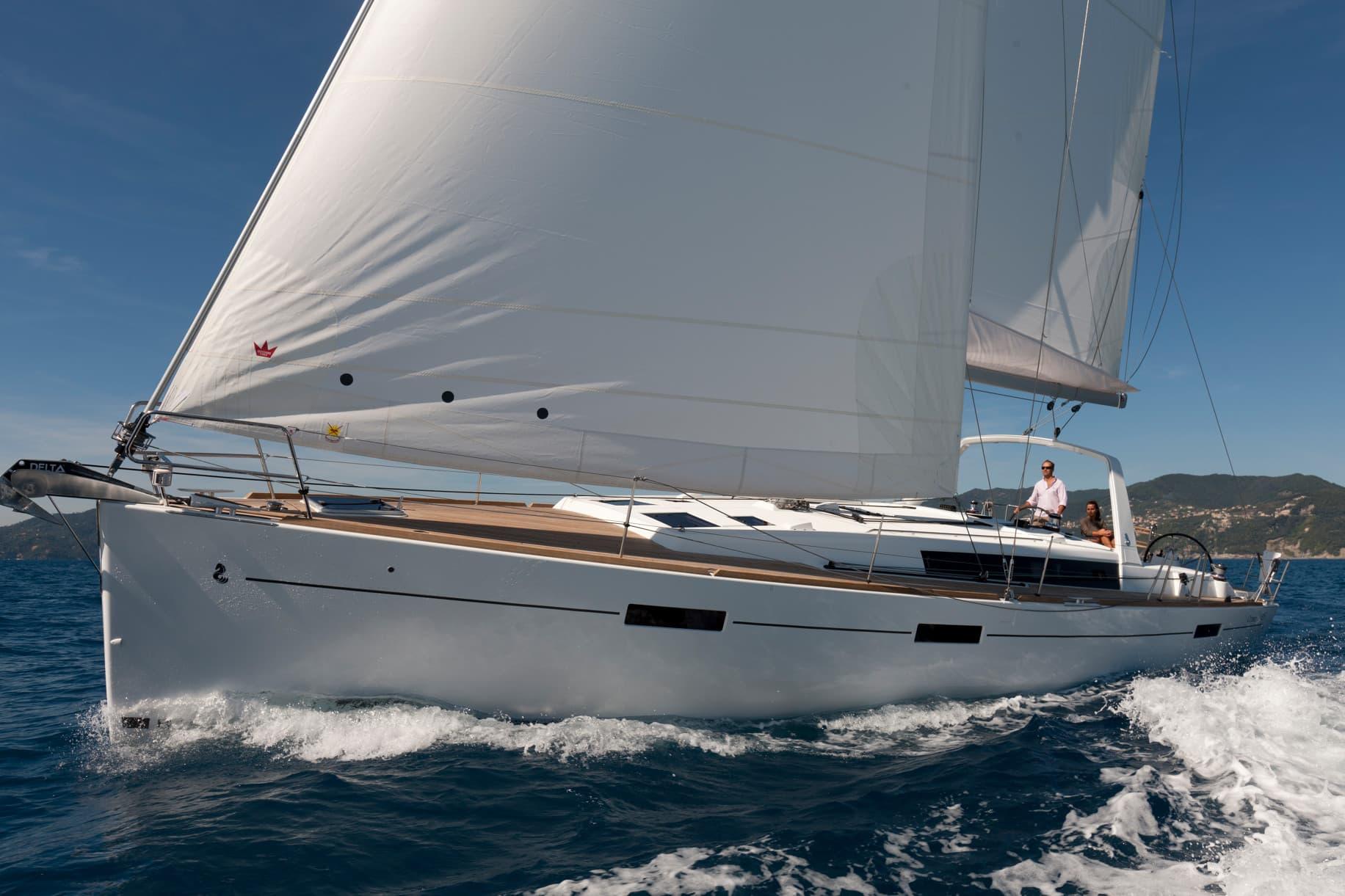 Yacht Charter investor, Oceanis 45