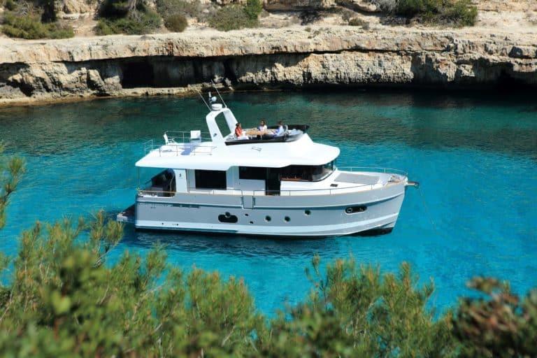 Swift Trawler 50 Motoryacht
