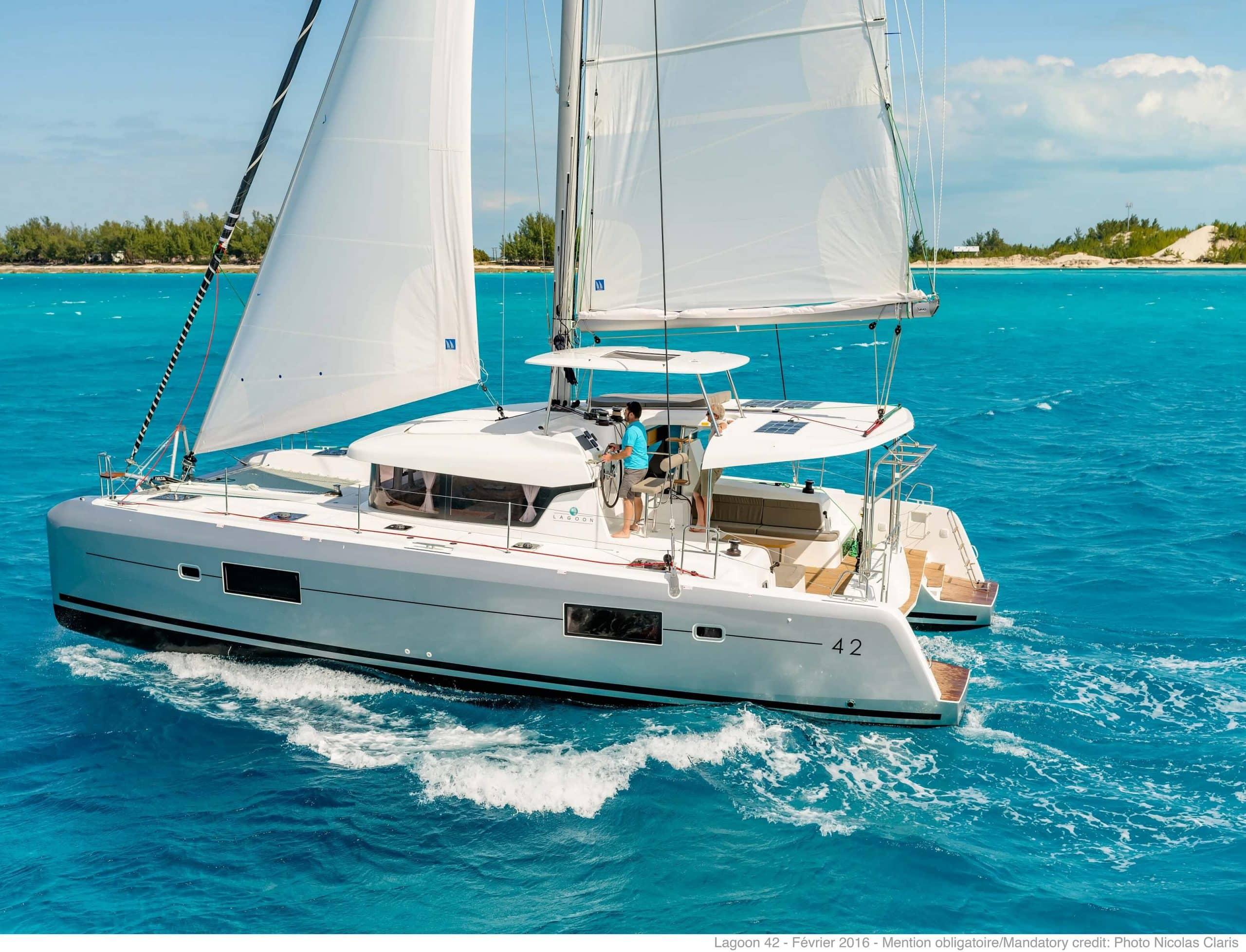 Yacht Charter investor, Lagoon 421, Lagoon 40MY, Lagoon 42